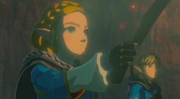 Incarner Zelda dans Breath of the Wild 2 ? Aonuma botte en touche