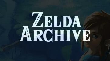Ouverture de Zelda Archive