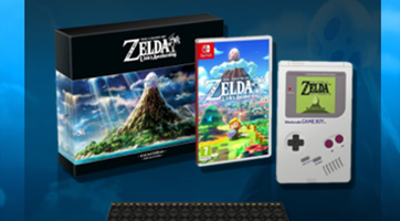 Concours Link's Awakening sur Switch