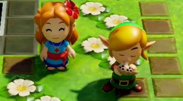 Secrets de développement sur Link's Awakening