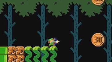 Link débarque dans Super Mario Maker 2