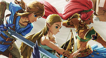 L'artbook de Breath of the Wild sortira en France en janvier 2021