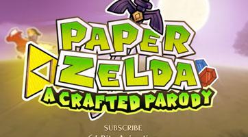 Zelda Paper, un projet qui fera un carton