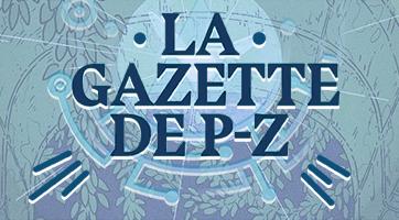 La Gazette de P-Z #83