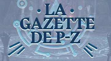 La Gazette de P-Z #85