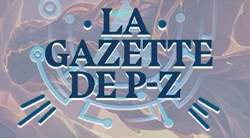 La Gazette de P-Z #86