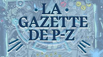 La Gazette de P-Z #91