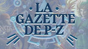 La Gazette de P-Z #96