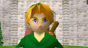 Découverte de la version de 1997 d'Ocarina of Time