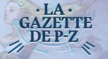 La Gazette de P-Z #106