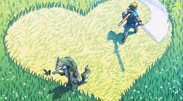 La page d'accueil de Puissance-Zelda évolue