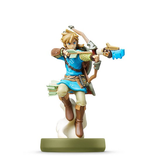 Amiibo Link archer (Breath of the Wild)