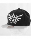 Casquette Homme logo Zelda noire