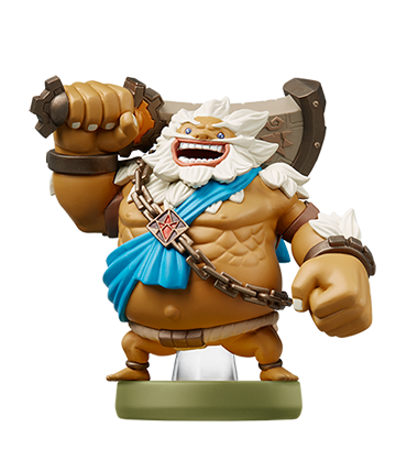 Amiibo de Daruk (Breath of the Wild)