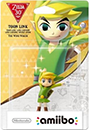 Figurine Amiibo de Link Cartoon - The Wind Waker