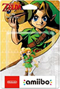 Figurine Amiibo de Link - Majora's Mask