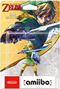 Figurine Amiibo de Link - Skyward Sword