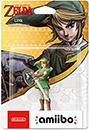 Figurine Amiibo de Link - Twilight Princess