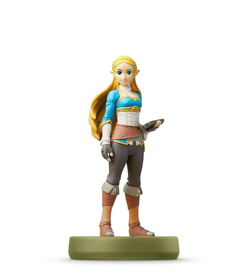 Amiibo Zelda Scholar (Breath of the Wild)
