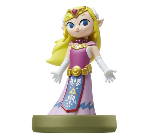 Amiibo Toon Zelda (The Wind Waker)