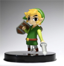 Figurine Phantom Hourglass - Link