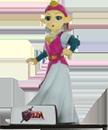 Figurine Zelda (OOT)