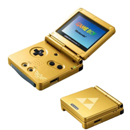 Game Boy Advance SP édition Zelda