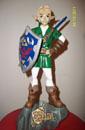 Statue de Link