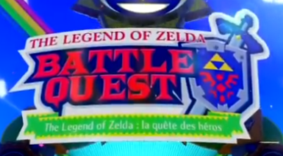 The Legend of Zelda : Battle Quest
