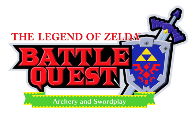 Logo du jeu The Legend of Zelda: Battle Quest
