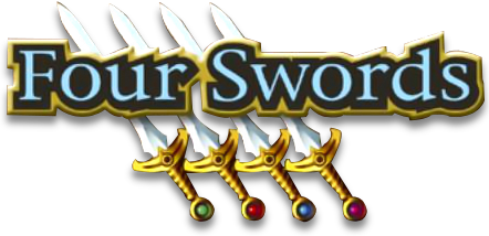 Logo du jeu The Legend of Zelda: Four Swords