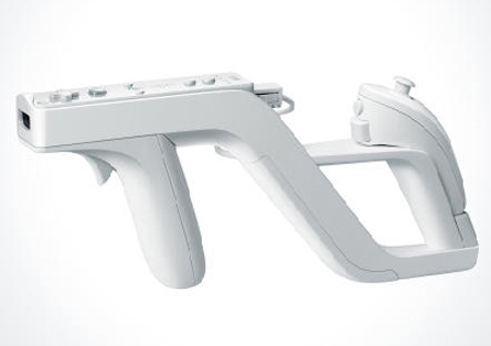 Le Wii Zapper