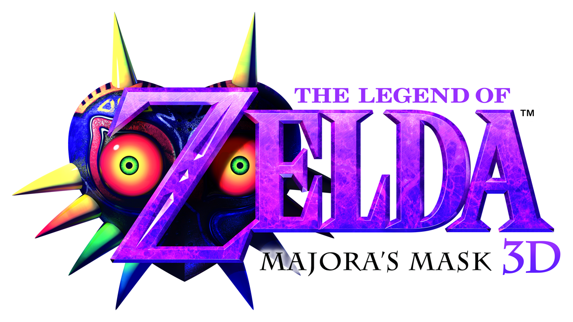 Logo du jeu Majora's Mask 3D