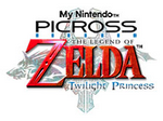 Logo de My Nintendo PICROSS — The Legend of Zelda: Twilight Princess