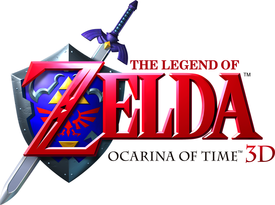 Logo du jeu Ocarina of Time 3D