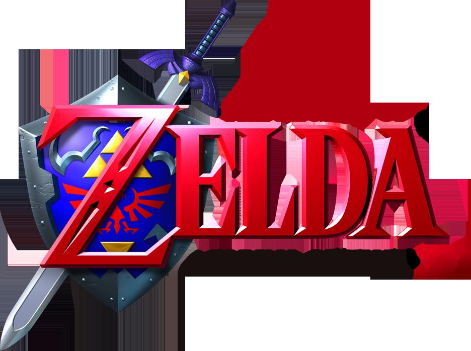 Logo du jeu Ocarina of Time 3D