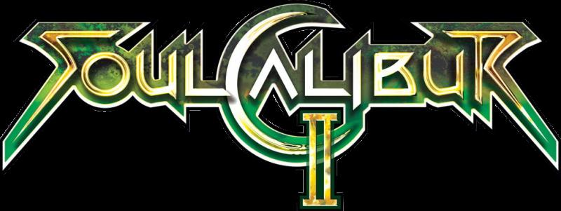 Logo du jeu Soul Calibur II