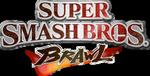 Logo du jeu Super Smash Bros. Brawl