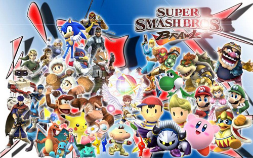 Les personnages de Super Smash Bros. Brawl