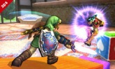 Capture de Super Smash Bros. sur 3DS