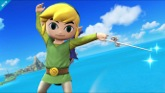 Link Cartoon sera jouable dans Super Smash Bros. Wii U et 3DS