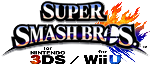 Logo de Super Smash Bros. 3DS/WiiU