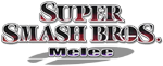 Logo de Super Smash Bros. Melee
