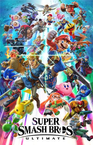 Super Smash Bros Ultimate Puissance Zelda