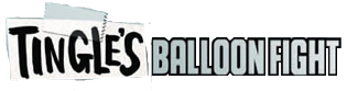 Logo du jeu Tingle's Balloon Fight DS