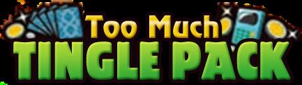 Logo du jeu Too Much Tingle Pack