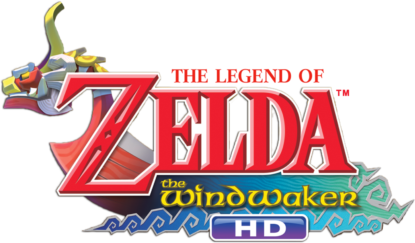 Logo du jeu The Wind Waker HD