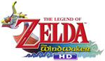 Logo du jeu The Wind Waker HD