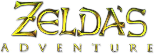 Logo du jeu Zelda's Adventure
