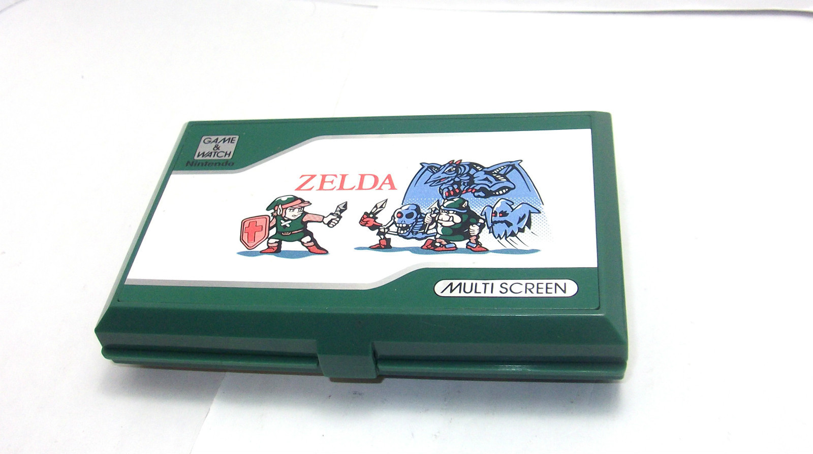 Console de Zelda Game and Watch